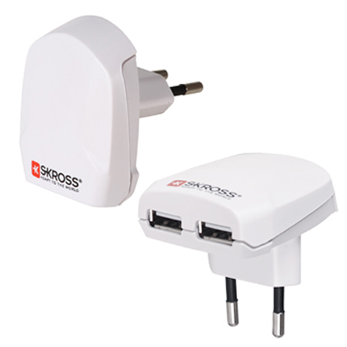 [skross] Euro USB Charger1.3A 1.302402