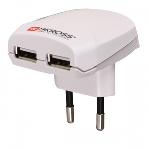 [skross] Euro USB Charger 1.302402