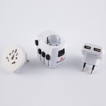[skross] World Adapter Classic USB 1.300120
