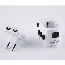 [skross] World Adapter PRO USB 1.302400