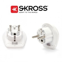 [skross] Country Adapter Europe 1.500211